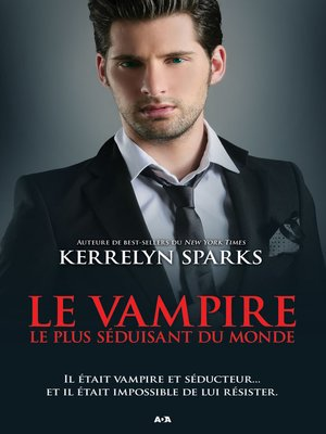 cover image of Le vampire le plus séduisant du monde