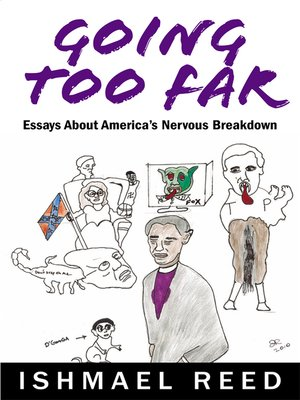 cover image of Going Too Far