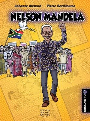 cover image of Connais-tu?--En couleurs 16--Nelson Mandela