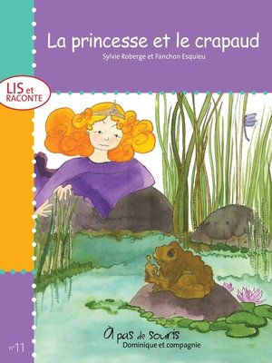 cover image of La princesse et le crapaud