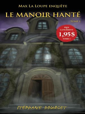 cover image of Le manoir hanté
