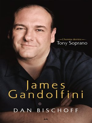 cover image of James Gandolfini