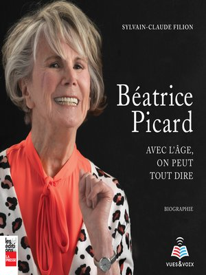 cover image of Béatrice Picard