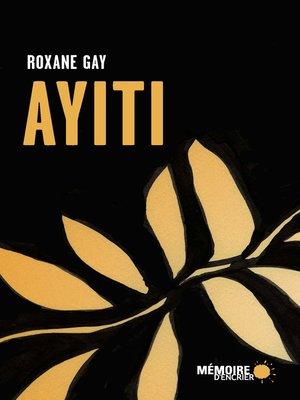 cover image of Ayiti