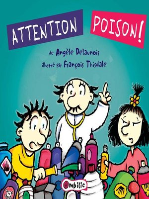 cover image of Attention poison