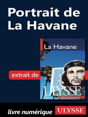 cover image of Portrait de La Havane