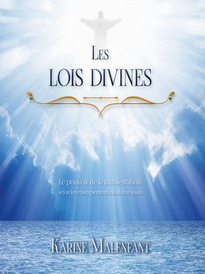 cover image of Les lois divines