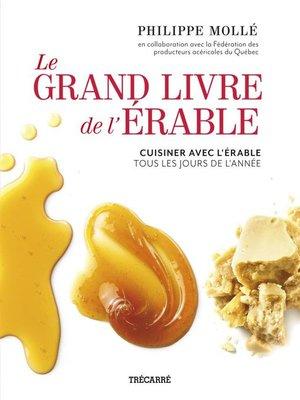 cover image of Grand Livre de l'érable