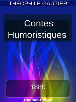 cover image of Contes Humoristiques