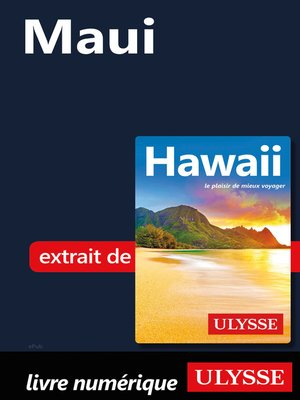 cover image of Maui