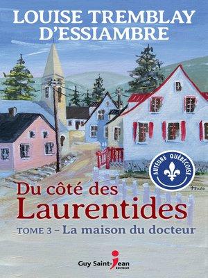 cover image of La maison du docteur
