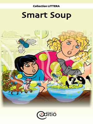 cover image of Smart Soup