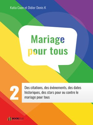 cover image of GUIDE MARIAGE POUR TOUS 2