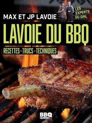 cover image of Lavoie du BBQ