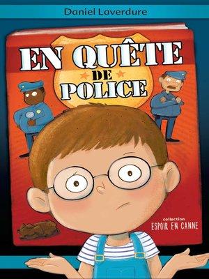 cover image of En quête de police