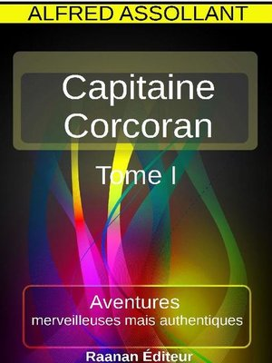 cover image of Les Aventures du capitaine Corcoran 1