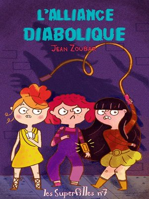 cover image of l'alliance diabolique