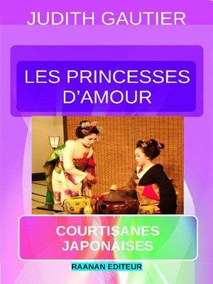 cover image of Les Princesses d'Amour