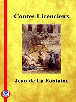 cover image of Contes licencieux