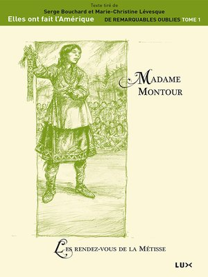 cover image of Madame Montour