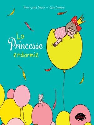 cover image of La princesse endormie
