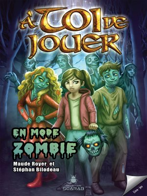 cover image of En mode zombie