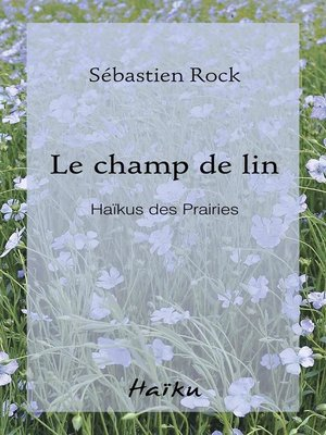 cover image of Le champ de lin