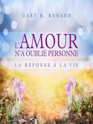 cover image of L'amour n'a oublié personne