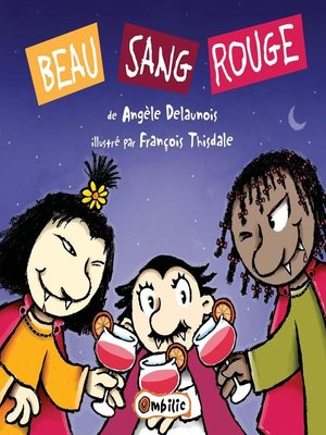 cover image of Beau sang rouge