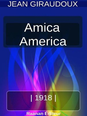 cover image of AMICA AMERICA
