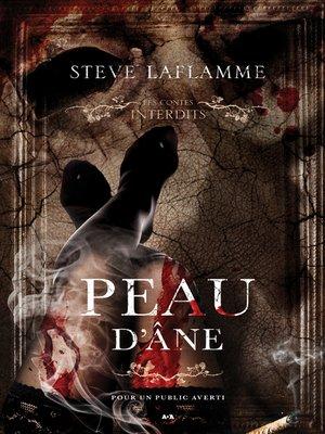cover image of Les contes interdits--Peau d'âne