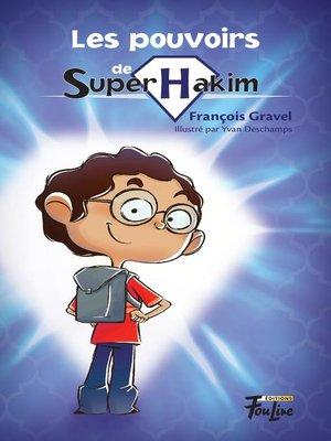 cover image of Les pouvoirs de Super Hakim
