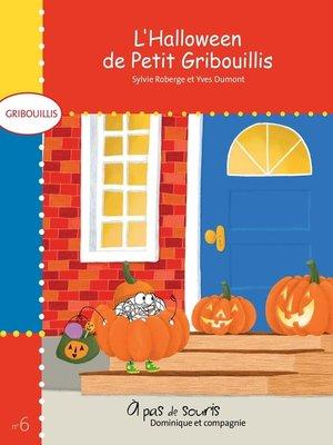 cover image of L'Halloween de Petit Gribouillis