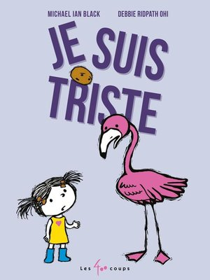 cover image of Je suis triste