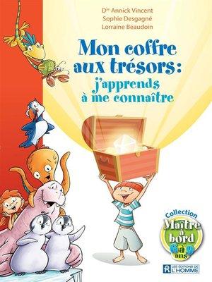 cover image of Mon coffre aux trésors