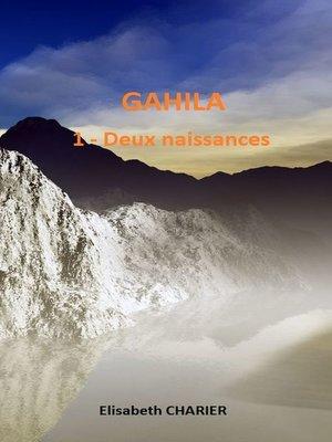 cover image of GAHILA