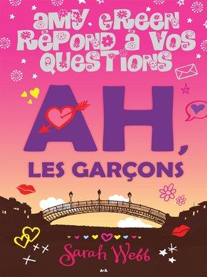 cover image of Ah, les garçons