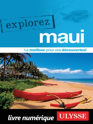 cover image of Explorez Maui