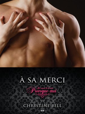 cover image of À sa merci