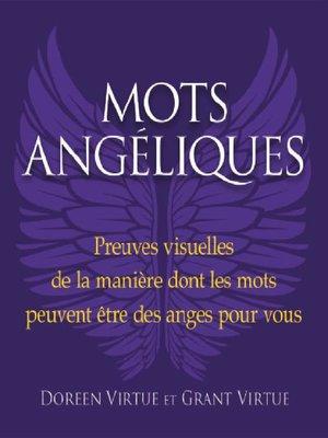cover image of Mots angéliques