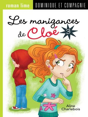 cover image of Les manigances de Cloé 3