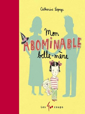 cover image of Mon abominable belle-mère