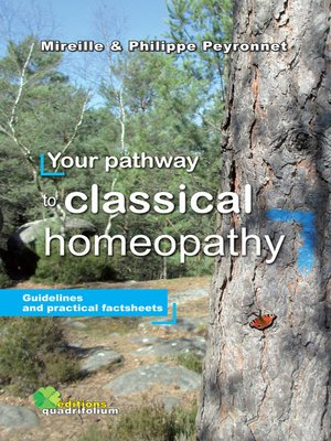 cover image of Your pathway to classical homeopathy