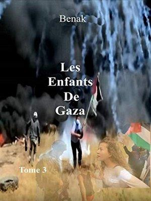 cover image of Les Enfants de Gaza-Tome 3