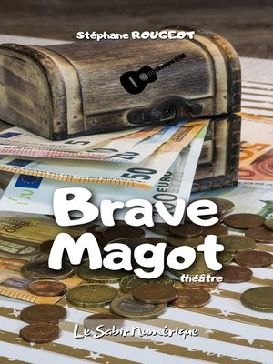 cover image of Brave Magot