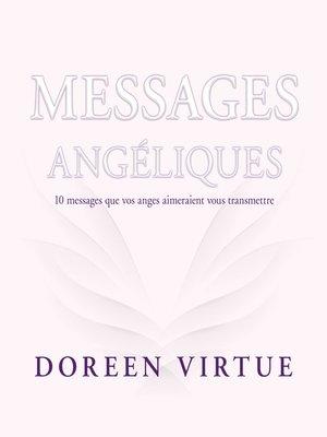 cover image of Messages angéliques