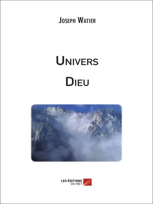 cover image of Univers Dieu