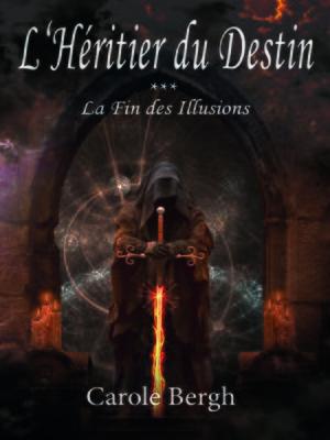 cover image of L'HÉRITIER DU DESTIN TOME III