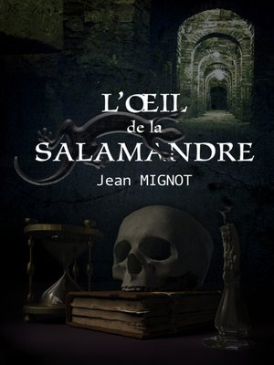 cover image of L'oeil de la salamandre