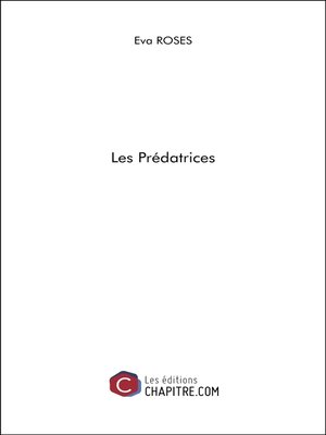 cover image of Les Prédatrices
